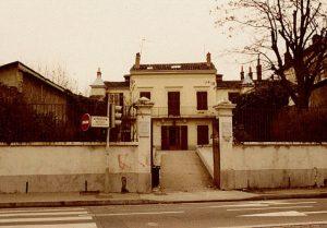 Maison des Italiens - années 60