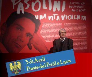 Exposition Pasolini - Lyon 2016