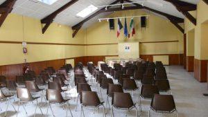Salle - Configuration Réunion