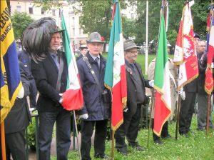 Friulani alla commemorazione del 29 maggio alla ''Borne de Verdun''