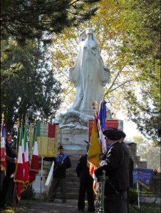 Commémoration franco-italienne du 31 novembre 2015