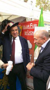 Thierry PHILIP - Maire de LYON 3ème
